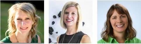 Women in Tech in Charlotte Caitlin Sellers Betsy Hauser Idilbi Dr Sharon Jones